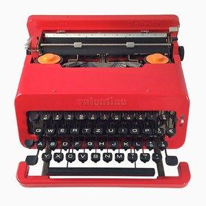 Machine à Ecrire Valentine par Ettore Sottsass pour Olivetti