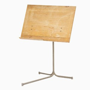 Birch Reading Stand by Bruno Mathsson, 1941
