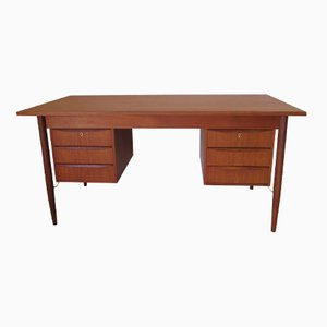 Danish Desk by Gunnar Nielsen Tibergaard, 1960s