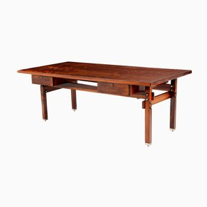 Jacaranda Schreibtisch von Sergio Rodrigues für OCA, 1955