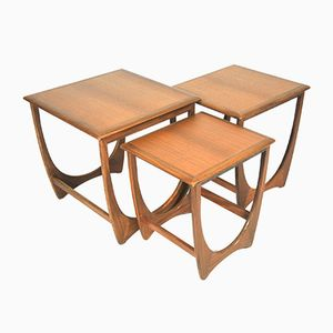 Astro Series Nesting Tables from G-Plan, Set of 3