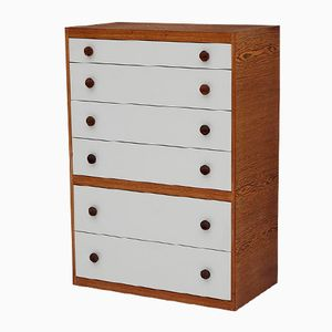 Vintage Wenge Chest of Drawers