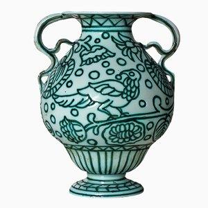 Ceramic Vase from Casa dell´Arte, 1922