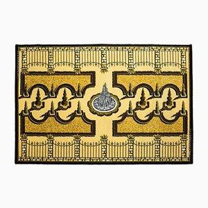 Il Giardino all'Italiana Carpet by Piero Fornasetti, 1980