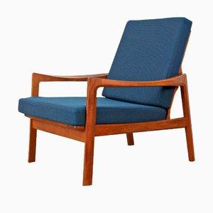 Norwegischer Sessel von Tove & Edvard Kind-Larsen für Gustav Bahus, 1950er