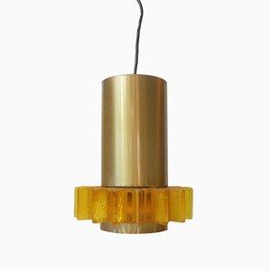 Lampe à Suspension Symphonie par Claus Bolby pour Cebo, 1970s