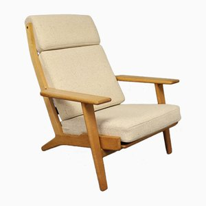 Model GE290A Armchair by Hans J. Wegner for Getama, 1960s