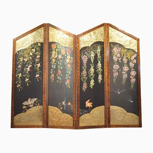 French Art Nouveau Screen, 1910s