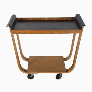 Model PB01 Bentwood Trolley by Cees Braakman for Pastoe, 1950s