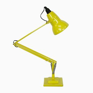 Gelbe Anglepoise Lampe von George Carwardine für Herbert Terry, 1960er