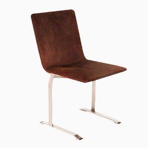 Chaise Inlay par Giovanni Offredi pour Saporiti, 1970s