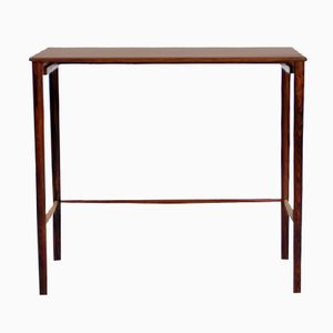 Rosewood Side Table by Grete Jalk for P. Jeppesen, 1950