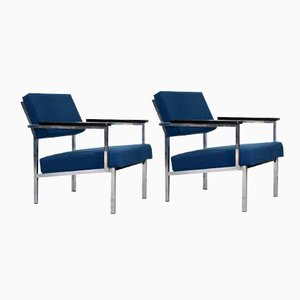 36 ZA Lounge Chairs by Gijs van der Sluis, Set of 2