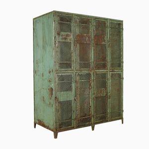 Metal Cabinet from Industrial Vintage Milan, 1940s