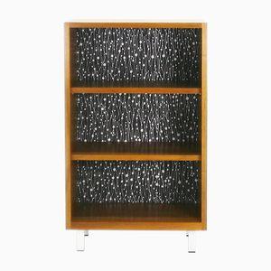 Small Walnut Bookcase, 1960s