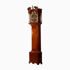 Orologio comtoise musicale antico di John Taylor, Inghilterra