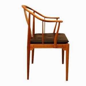 Chinesischer Stuhl Modell 4283 von Hans Wegner für Fritz Hansen, 1978