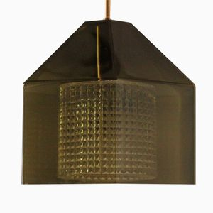 Swedish Pendant by Carl Fagerlund for Orrefors, 1960s