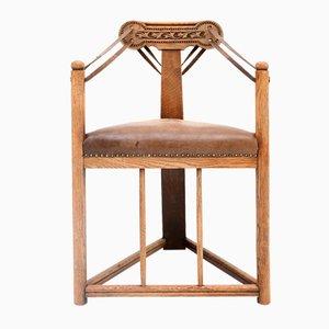 Amsterdam School Chair, 1920s