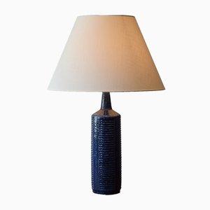 Mid-Century Scandinavian Tall Table Lamp by Per Linnemann-Schmidt for Palshus, 1960s