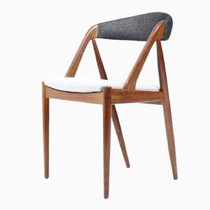 Chaise No. 31 par Kai Kristiansen pour Schou Andersen
