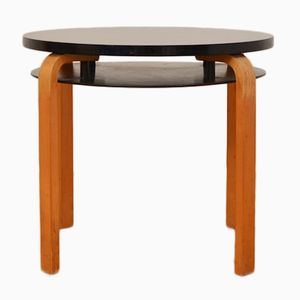 Vintage Swiss Model 70 Coffee Table by Alvar Aalto for Wohnbedarf