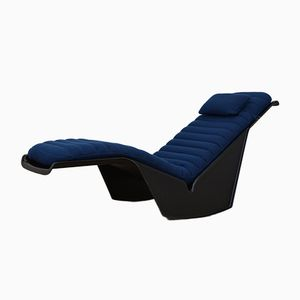 German Serpentina Lounge Chair by Burkhard Vogtherr for Rosenthal, 1970s