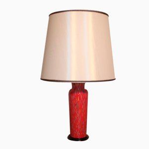 Italian Table Lamp by Veart Murano, 1980