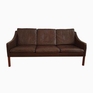 Dänisches Sofa von Borge Mogensen für Fredericia Stolenfabrik, 1965