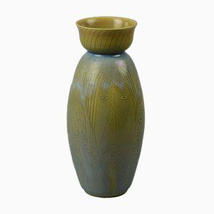 Vase par Stig Lindberg pour Gustavsberg, Suède, 1960