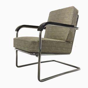 Schweizer Sessel von Werner Max Moser für Embru, 1940er