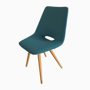 Deutscher Muschel Stuhl von Thonet, 1960er