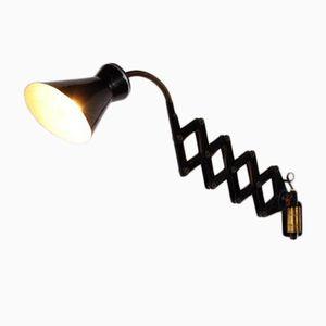 Scheren Wandlampe von Stilnovo, 1950er