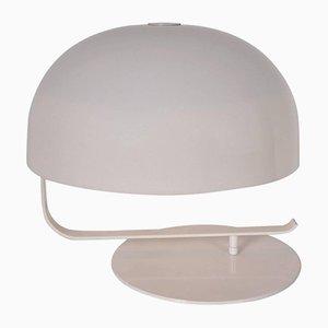 Weiße Tischlampe von Marco Zanuso für O-Luce, 1960er