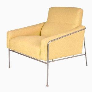 Dänischer Airport Sessel von Arne Jacobsen für Fritz Hansen, 1960er