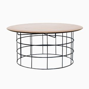 Mid-Century Coffee Table by Verner Panton for Plus Linje