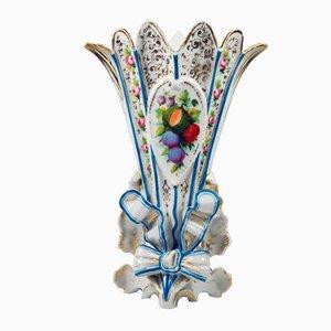 Antike Vieux Paris Porzellan Vase