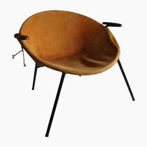 Danish Balloon Chair by Hans Olsen, 1960s
