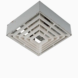 Factory Square Wall Sconce