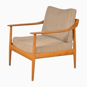 Vintage Easy Chair by Walter Knoll for Knoll Antimott