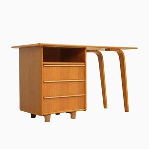 Oak EE02 Desk by Cees Braakman for Pastoe