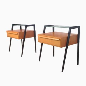 achetez les tables de chevet uniques pamono boutique en. Black Bedroom Furniture Sets. Home Design Ideas