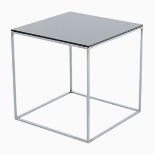 Minimal Side Table by Poul Kjaerholm for E. Kold Christensen