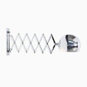 Scherenlampe Wandlampe von Ingo Maurer für Design M