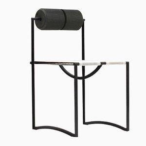 Italian Prototype Seconda Chair by Mario Botta for Alias, 1978