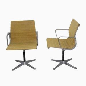 Armlehnstühle von Charles & Ray Eames für Herman Miller, 1960, 2er Set