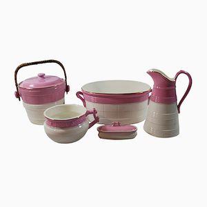 Set de Chambre Potterie Antique, Pays-Bas