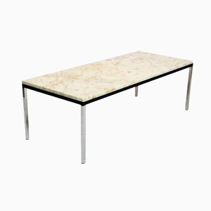 Belgian Marble Coffee Table by Florence Knoll for Knoll, 1960s