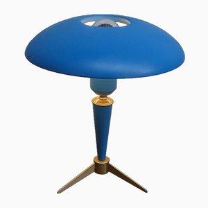 Atomic UFO Lampe von Louis Kalff für Philips, 1950er