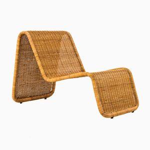 Italian Lounge Chair P3 by Tito Agnoli for Pierantonio Bonacina